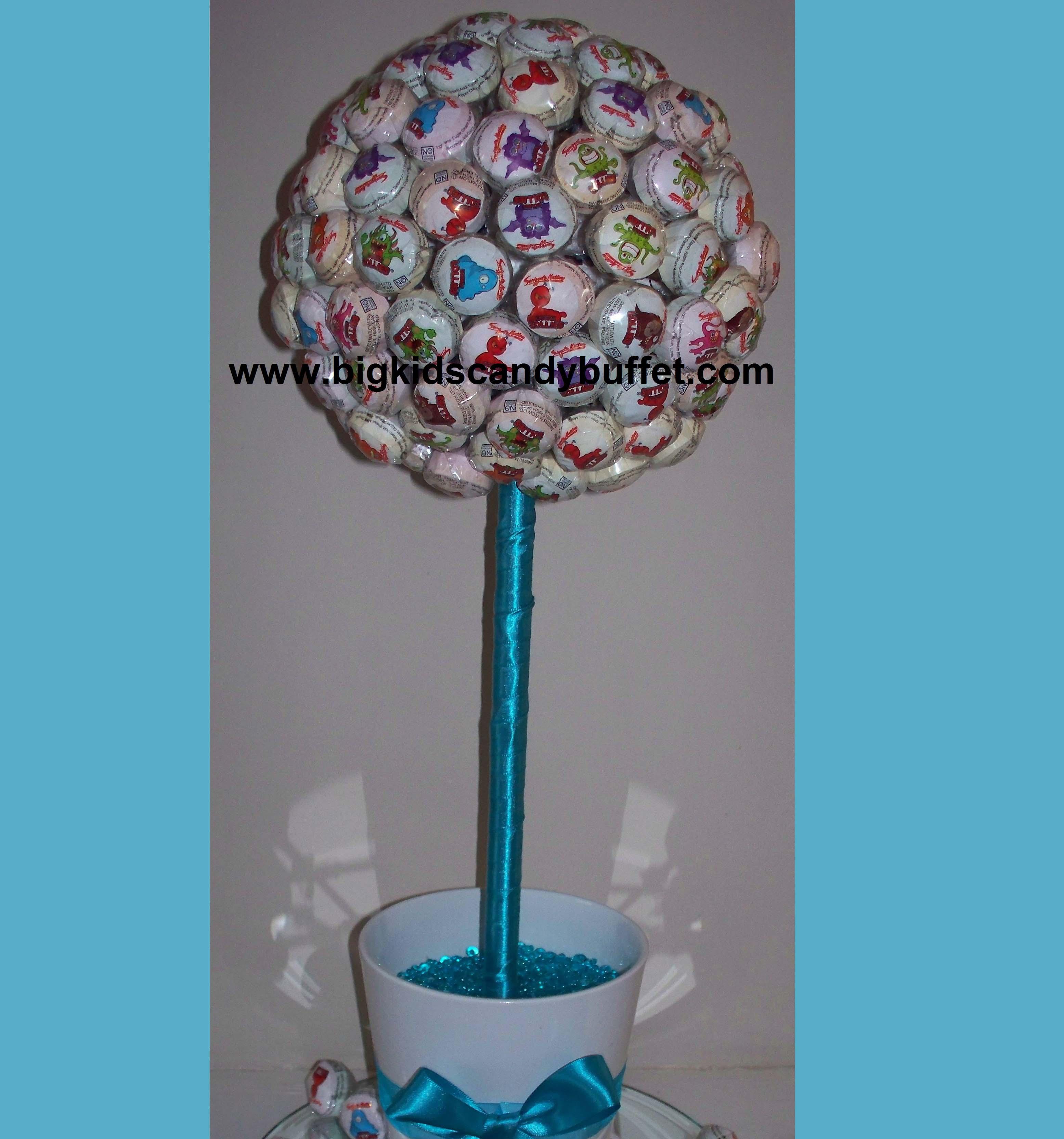 Sweet or Cupcake Tree Balls - Supplies