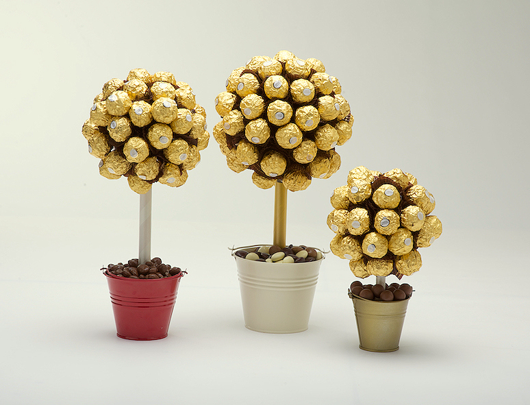 How to Make a Sweet Tree Instructions - Sweet Candy Trees & Cupcake ...