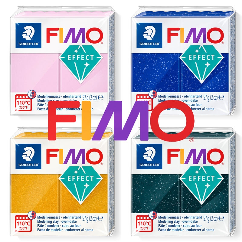 Fimo EFFECT Polymer Clay - 57g