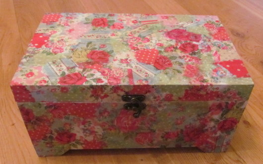Boxes & Items to Decoupage