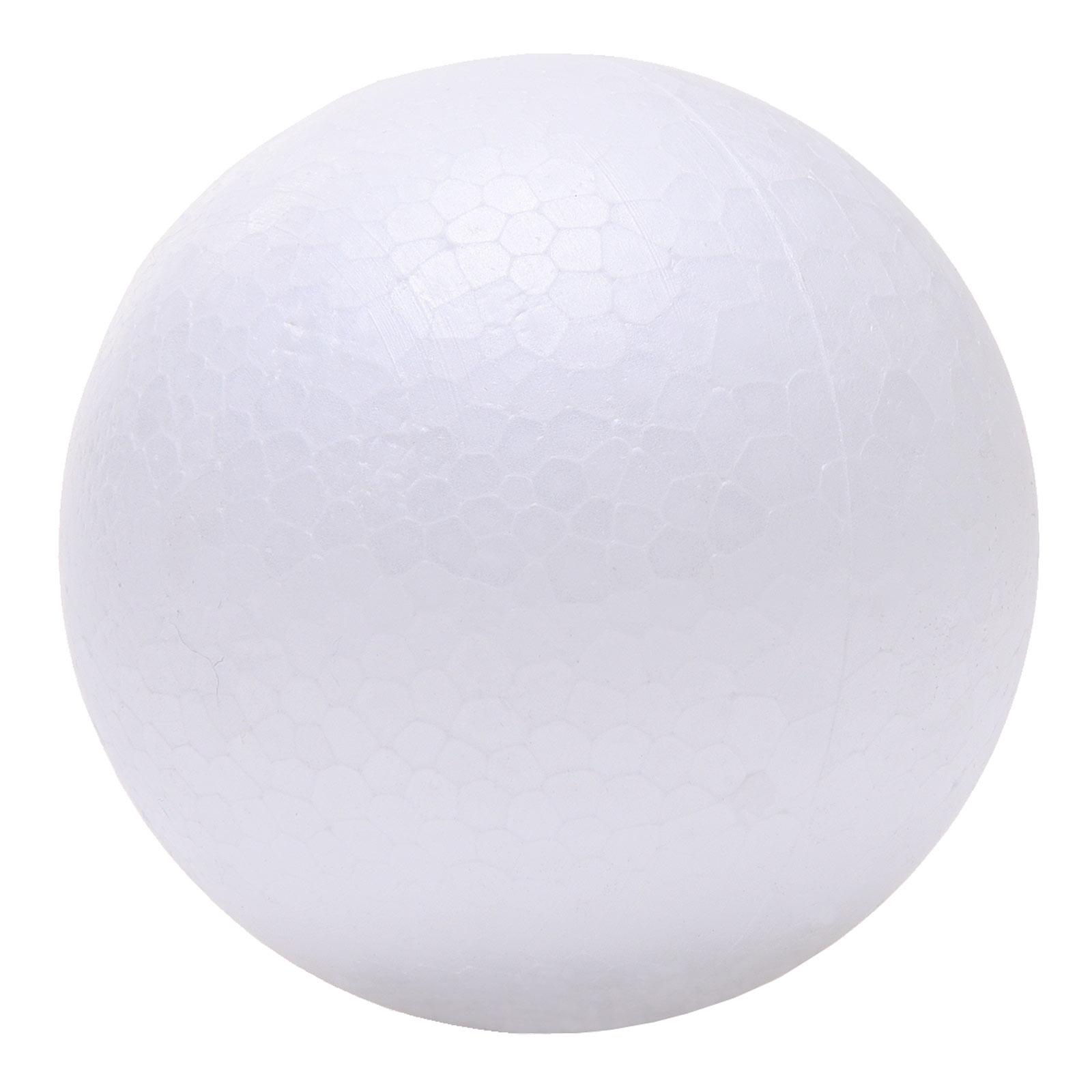 Solid Polystyrene Styrofoam Balls