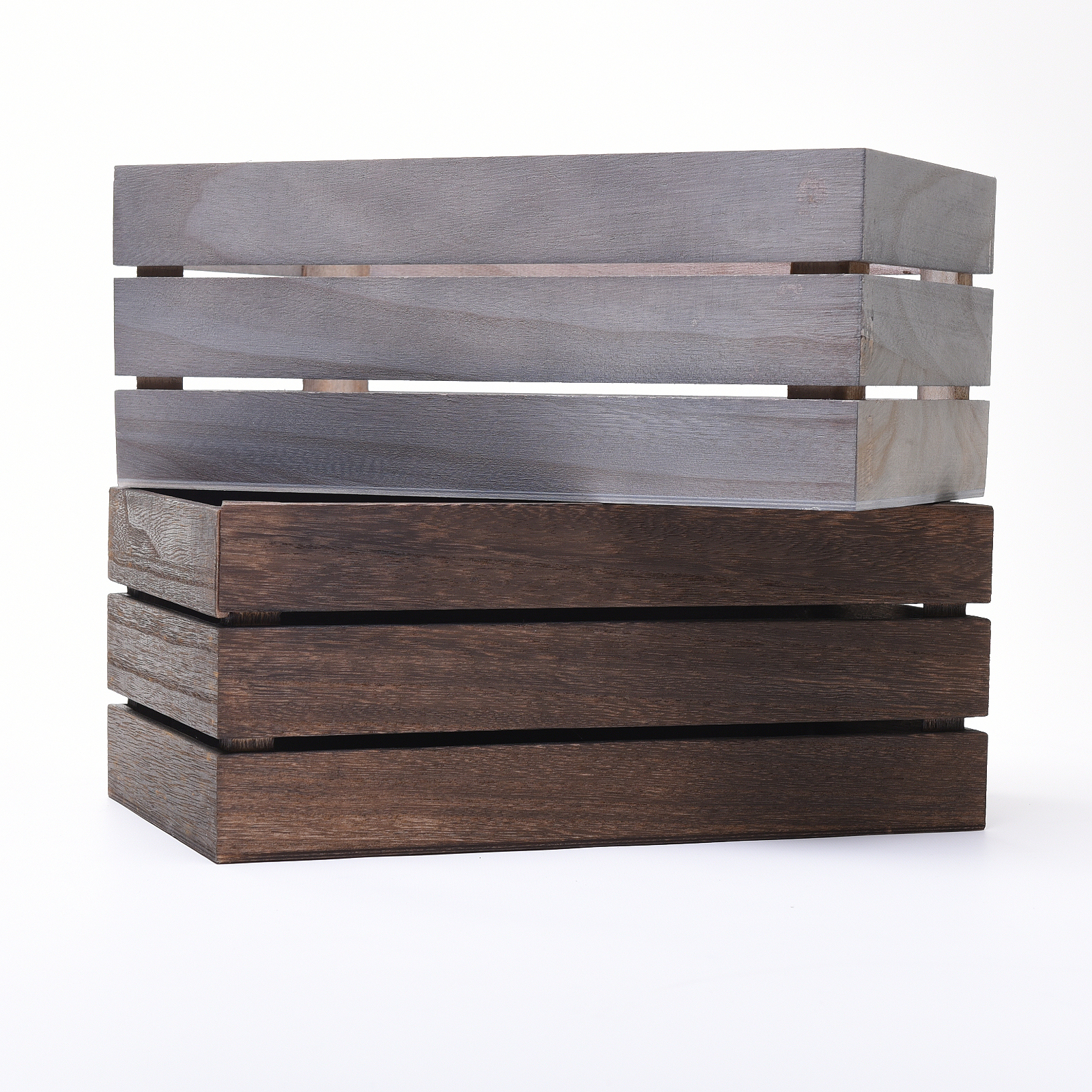 Wooden Crates, Apple Boxes & Planters