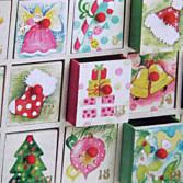 Wooden Advent Calendars