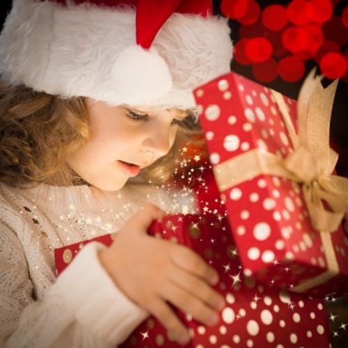 Large Wooden Christmas Eve & Keepsake Boxes
