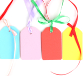 Plain Wooden Gift Tags