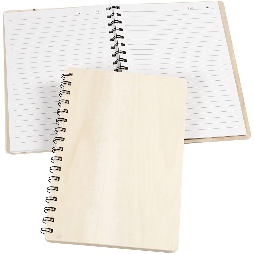 Notebooks, Journals, Scrapbooks