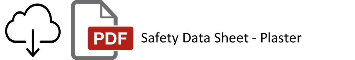 Safety Data Sheet - Plaster